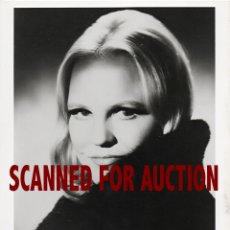 Fotos de Cantantes: PEGGY LEE. FOTO ORIGINAL, 1972.. Lote 173190784