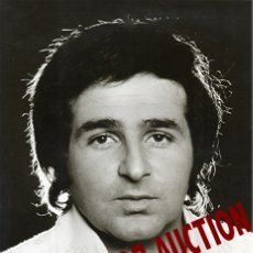 Fotos de Cantantes: RICHARD ANTHONY. FOTO ORIGINAL, 1975.. Lote 173193892