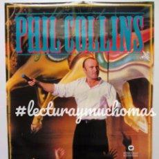 """Fotos de Cantantes: PHIL COLLINS """"SERIOUS HITS LIVE"""" (1990). CARTEL PROMOCIONAL DEL ÁLBUM.. Lote 142579026"""