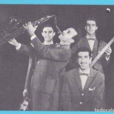 Fotos de Cantantes: LATIN QUARTET. SERIE ARTISTAS BELTER. Lote 175990564