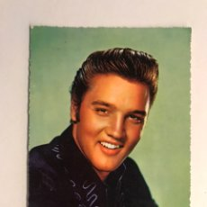 Fotos de Cantantes: ELVIS PRESLEY. POSTAL ALEMANA. EDITA: KRUGER. PHOTO TELDER (H.1960?). Lote 176669480