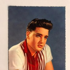 Fotos de Cantantes: ELVIS PRESLEY. POSTAL ALEMANA. EDITA: KRUGER. PHOTO TELDER (H.1960?). Lote 176670250