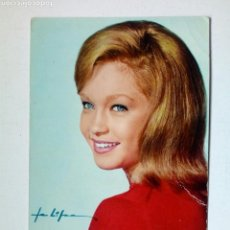 Fotos de Cantantes: MARISOL - TARJETA POSTAL DE 1965 PROMOCIONAL DEL FILM BUSQUEME A ESA CHICA - CIRCULADA - ORIGINAL -. Lote 177717488