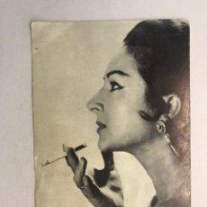 Fotos de Cantantes: LOLA FLORES. POSTAL. PUBLICIDAD ARTISTAS BELTER (H.1970?). Lote 178260673
