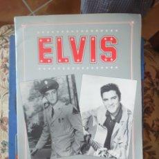 Fotos de Cantantes: ELVIS PRESLEY LIBRO CON 20 POSTALES 10 X 15 CTMS. 6 HOJAS. Lote 178932808