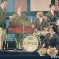 Fotos de Cantantes: POSTAL LICIO D´ALOISIO - THE FLIPPERS - 484 OSCAOLOR. Lote 179071471