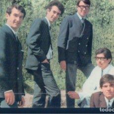 Fotos de Cantantes: POSTAL LOS PUMAS - 495 OSCACOLOR - FOTO SEGUI. Lote 179071708