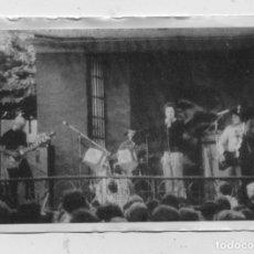 Fotos de Cantantes: ANTIGUO CALENDARIO 1975 / GRUPO CALIGULA SAN SEBASTIAN DONOSTIA. Lote 180233447