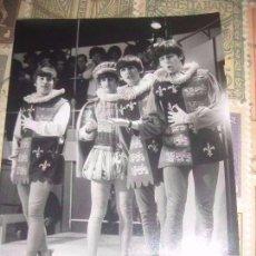Fotos de Cantantes: THE BEATLES APRIL 28TH 1964 OG UK COPYRIGHT EXCLENTE CONDICION RAR DE VER DESCRIPCION. Lote 184199998