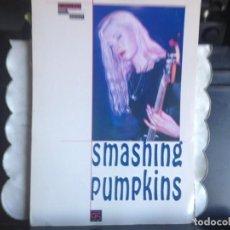 Fotos de Cantantes: SMASHING PUMPKINS - CALENDARIO VINTAGE AÑO 1995 A TODO COLOR. TAMAÑO 43X30 Y 14 HOJAS. EXCELENTE. Lote 188473750