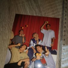 Fotos de Cantantes: BACKSTREET BOYS - POSTAL FIRMADA. Lote 189507040