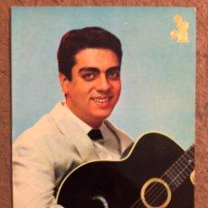 Fotos de Cantantes: ENRICO MACIAS. POSTAL SIN CIRCULAR OSCARCOLOR N° 114 (1964).. Lote 191849973