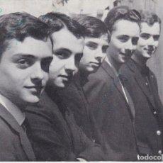 Foto di Cantanti: FOTO PUBLICITARIA DEDICADA DEL GRUPO MUSICAL ELS XERRACS - EDIGSA. Lote 192270990