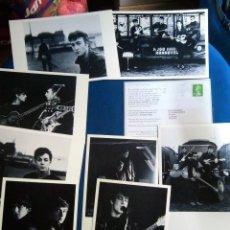 Fotos de Cantantes: BEATLES POSTALES EXPOSICION HAMBURG DAYS INVITACION ORIGINAL ENGLAND EXCELENTE CALIDAD. Lote 193331445