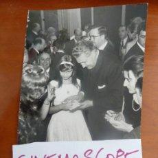 Fotos de Cantantes: MARISOL PEPA FLORES FOTO ORIGINAL ANTIGUA. Lote 194302881
