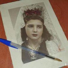 Fotos de Cantantes: PRECIOSA FOTOGRAFIA DE LA CUPLETISTA DIANA MARQUEZ, NIÑA, FOTO DONATO DE POZOBLANCO. Lote 194341987