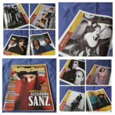 Fotos de Cantantes: NÚMERO 1 DE LA REVISTA ROLLING STONE ESPAÑA (1999). Lote 194488230