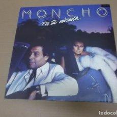 Fotos de Cantantes: MONCHO (LP) POR TU MIRADA AÑO – 1982. Lote 194538307