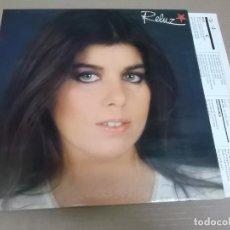 Fotos de Cantantes: JEANETTE (LP) RELUZ AÑO – 1983 – PORTADA ABIERTA – ENCARTE CON LETRAS. Lote 194538461