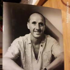 Fotos de Cantantes: FOTO ORIGINAL DE MICKY ( MIGUEL ÁNGEL CARREÑO SCHMELTER ) 17,5X12,5 CMS. Lote 194906650