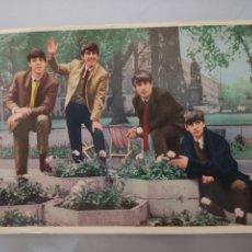 Fotos de Cantantes: ANTIGUA FOTO POSTAL BEATLES 1965 ESPAÑA N°159. Lote 194969826