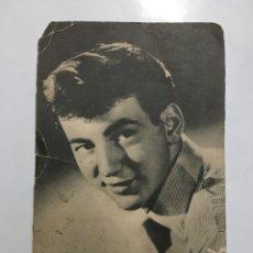 Fotos de Cantantes: BOBBY DARIN. ARTISTAS BELTER.. Lote 194972682