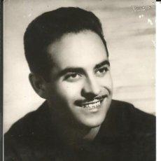 Fotos de Cantantes: POSTAL JOSÉ GUARDIOLA - ASTRO CANCIÓN MELODICA - EDIC. RAKER 1962. Lote 194981801