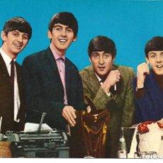 Fotos de Cantantes: POSTAL THE BEATLES - FOTO FLEETWAY P. - AÑO 1964 - ANCLA 102. Lote 194983417