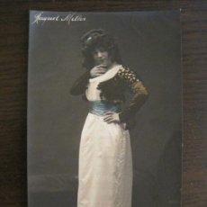 Fotos de Cantantes: RAQUEL MELLER-POSTAL FOTOGRAFICA ANTIGUA-VER FOTOS-(68.015). Lote 195147252