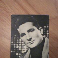 Fotos de Cantantes: POSTAL DISCOGRAFÍA FREDDY. Lote 195156905