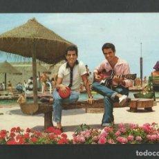 Fotos de Cantantes: POSTAL CIRCULADA - DUO DINAMICO 1011 - FAMOSOS ARTISTAS - EDITA STAR. Lote 195189451