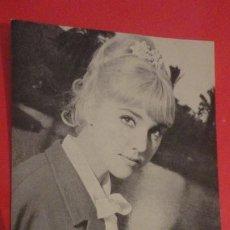Fotos de Cantantes: ANTIGUA POSTAL.CANTATE LICIA.DISCOS VERGARA AÑOS 60. Lote 195429998