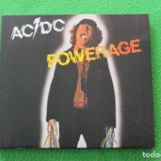 Fotos de Cantantes: FUNDA DIGIPACK AC/DC- POWERAGE(SOLO FUNDA). Lote 195437051
