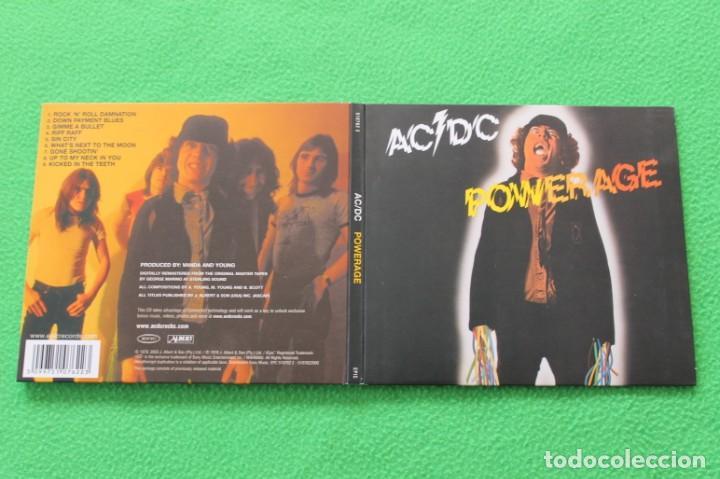 Fotos de Cantantes: FUNDA DIGIPACK AC/DC- POWERAGE(Solo Funda) - Foto 3 - 195437051
