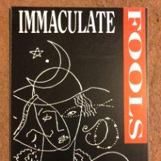 Fotos de Cantantes: IMMACULATE FOOLS. POSTAL SIN CIRCULAR PROMOCIONAL GIRA ESPAÑOLA DE 1997, DOCTOR MUSIC CONCERT PROMOT. Lote 198857891