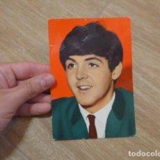 Fotos de Cantantes: ANTIGUA POSTAL DE PAUL MC CARTNEY DE LOS BEATLES, ORIGINAL DE LA EPOCA.. Lote 198858762