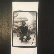 Fotos de Cantantes: (M) MÚSICA FOTOGRAFIA ORGINAL DE LUIS EDUARDO AUTE, AÑOS 90 FOT. JUAN MIGUEL MORALES, FOT.. Lote 199797802