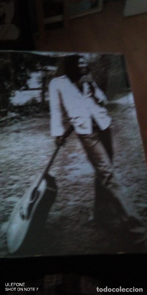 CARTEL-POSTER BOB MARLEY - MEDIDAS 68X48 CM. (Música - Fotos y Postales de Cantantes)
