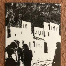 Fotos de Cantantes: CRUZADOS. POSTAL SIN CIRCULAR PROMOCIONAL PRIMER CONCIERTO EN ESPAÑA (1988), ROCK CLUB (MADRID).. Lote 202874286