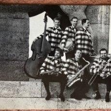 Fotos de Cantantes: SPREE CITY STOMPERS. POSTAL PROMOCIONAL DE LA BANDA.. Lote 203387153
