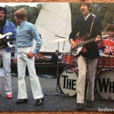 Fotos de Cantantes: THE WHO. POSTAL SIN CIRCULAR.. Lote 203402931
