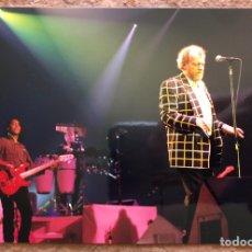 Fotos de Cantantes: JOE COCKER. FOTOGRAFÍA ORIGINAL CONCIERTO PABELLÓN LA CASILLA (BILBAO) EN 1992.. Lote 203455903