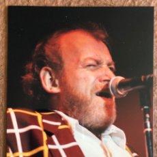 Fotos de Cantantes: JOE COCKER. FOTOGRAFÍA ORIGINAL CONCIERTO PABELLÓN LA CASILLA (BILBAO) EN 1992.. Lote 203456003