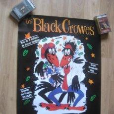 Fotos de Cantantes: BLACK CROWES CARTEL POSTER OFICIAL DE COMPAÑIA - 68 X 50 CMS - NUEVO - HARD ROCK SOUTHERN ROCK. Lote 205845913
