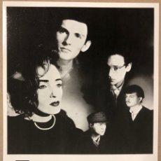 Fotos de Cantantes: DEAD CAN DANCE. FOTOGRAFÍA ORIGINAL PROMOCIONAL DISCOGRÁFICA PRODUCCIONES DRO - 4AD. AÑOS 80S.. Lote 207132436