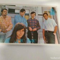 Fotos de Cantantes: PIC NIC POSTAL PROMOCIONAL HISPAVOX. Lote 207133460