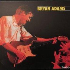 Fotos de Cantantes: POSTAL PROMOCIONAL GIRA ESPAÑOLA BRYAN ADAMS '91. Lote 208201903