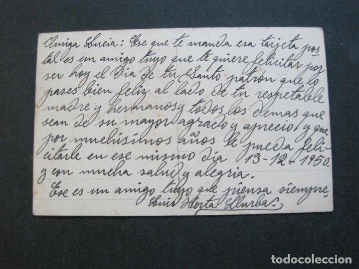 Fotos de Cantantes: BILLY DE LARES-CANTANTE COMICA-POSTAL ANTIGUA-VER FOTOS-(72.196) - Foto 3 - 210134320