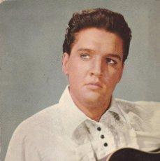 Photos de Chanteurs et Chanteuses: ELVIS PRESLEY. ED. ITALCOLOR Nº 188. POSTAL FRANCESA SIN CIRCULAR. Lote 213103562