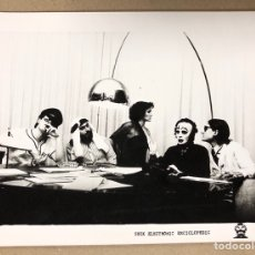 Fotos de Cantantes: SUCK ELECTRONIC ENCICLOPEDIC. FOTOGRAFÍA PROMOCIONAL EN B/N (PRIMEROS AÑOS 80).. Lote 216398015